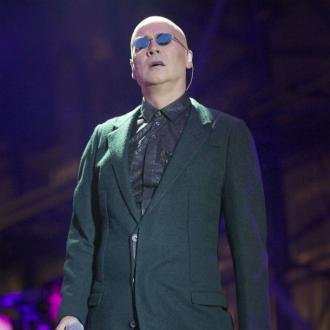 Phil Oakey's Bald Struggle