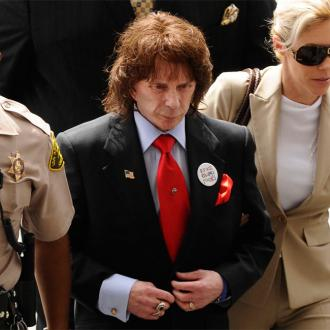 Phil Spector Makes New Appeal