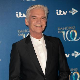Phillip Schofield reveals why he stopped dying his hair