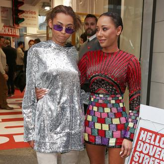Mel B's eldest daughter helped deliver her sister
