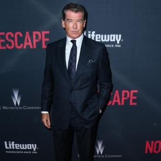 Pierce Brosnan's social media fears for sons
