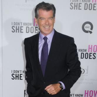 Pierce Brosnan Gets Strength From Faith