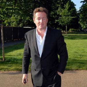 Piers Morgan Refuses To Shed Light On Phone Hacking