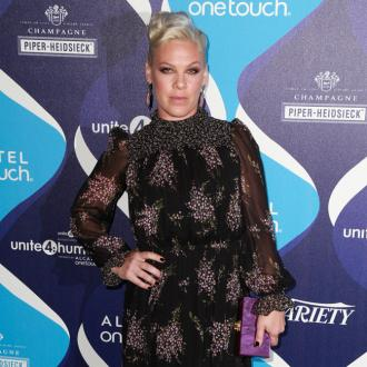 Pink is unimpressed by pop star feuds