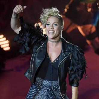 Pink was nicknamed after 'pink' vagina