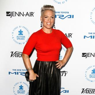 Pink tells Grammy President 'women don't need to step up'