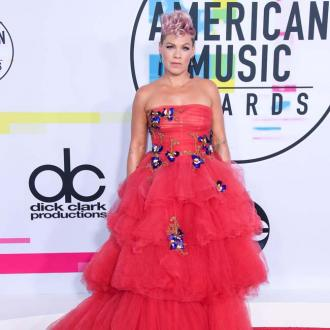 Pink glad she lost Grammies