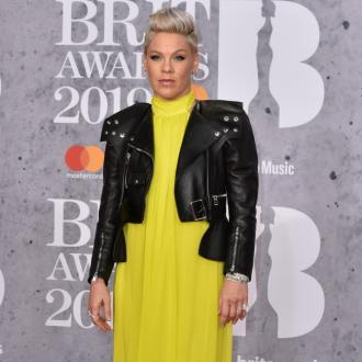 Pink suffered a 'panic attack' watching her son fight coronavirus