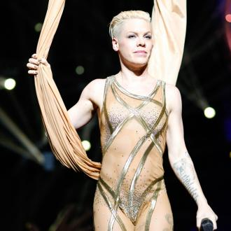 Pink not worried about alienating fans