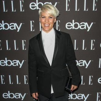 Pink likes getting 'fat'