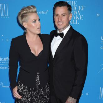 Pink: I want to 'stab' my husband 'with a fork' sometimes