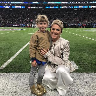 Carey Hart 'Beyond Proud' Of Pink's Super Bowl Performance