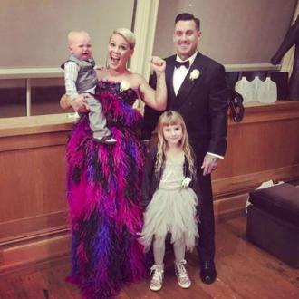 Pink's family Grammys