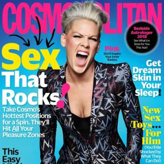 Pink's Six-year-old Daughter Willow Asks For Dating Advice