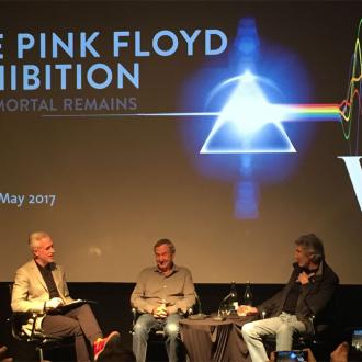 Roger Waters And Nick Mason Reunite To Launch The Pink Floyd Exhibition