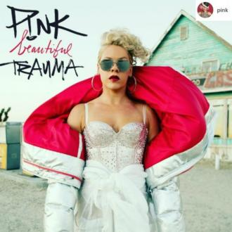 Pink announces new Beautiful Trauma album