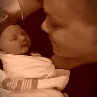Pink and Carey Hart welcome son Jameson Moon