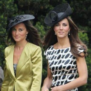 Duchess Catherine 'Wanted Pippa As Lady-in-waiting'