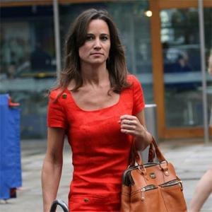 Pippa Middleton Back With Alex