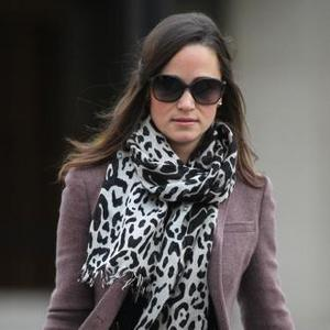 Pippa Middleton 'Hired Out' By Website