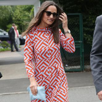 Pippa Middleton swims through pregnancy
