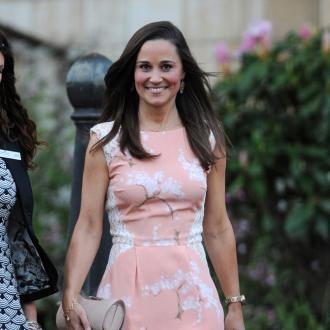 Pippa Middleton Rushes To Meet Royal Nephew