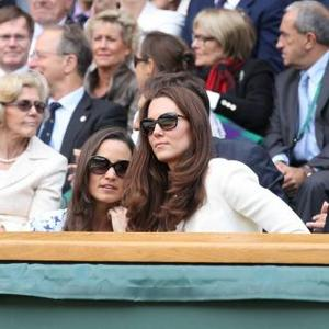 Duchess Catherine Gives Tips To Pippa