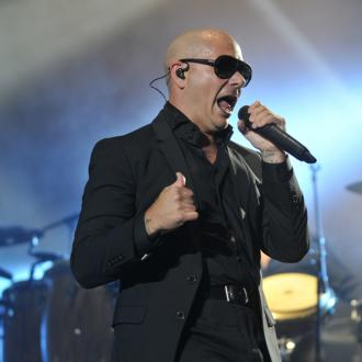 Pitbull wins first ever Dick Clark Achievement Award at Latin AMAs