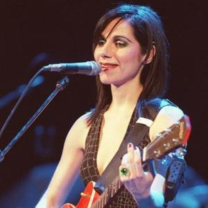 'War Songwriter' Pj Harvey