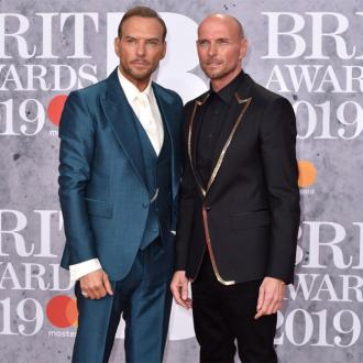Luke Goss tells his brother he loves him everyday
