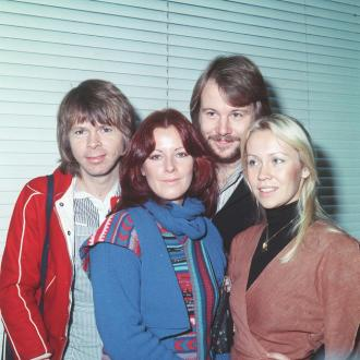 ABBA's comeback tracks were recorded in 2018