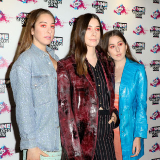 Haim share snippet of new version of Gasoline featuring Taylor Swift