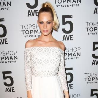 Poppy Delevingne's job nerves