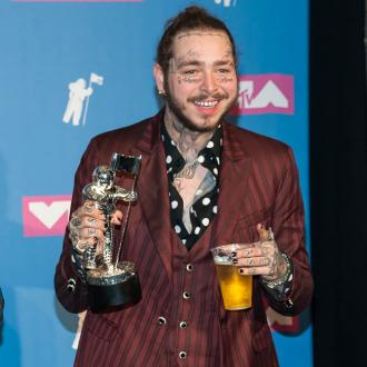 Post Malone claims he's seen several UFOs