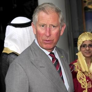 Prince Charles Pays Tribute To Charles Dickens