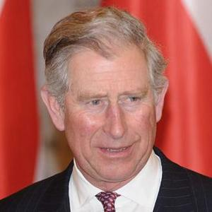 Prince Charles Meets Hedge