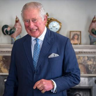 Prince Charles jokes he dresses 'like a stopped clock'