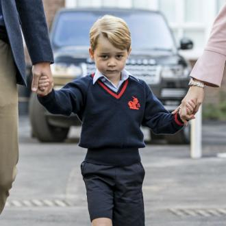 Prince William opens up about Prince George's first football match
