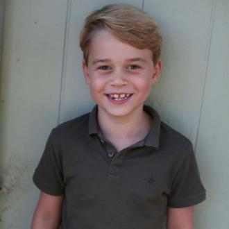 Prince George's 7th birthday portraits released