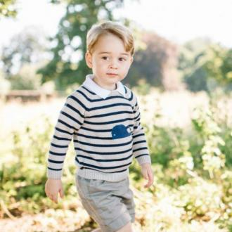 New Prince George Photos Released To Celebrate Birthday