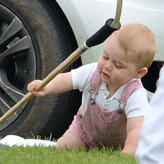 Prince George Is Walking On His Own