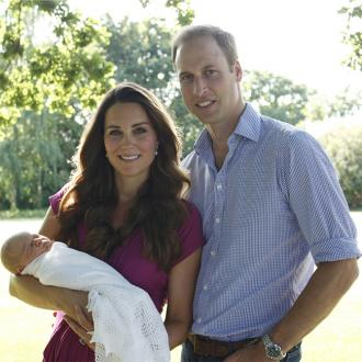 Prince George Christened!