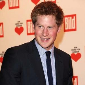 Prince Harry Dating Underwear Model
