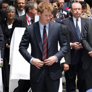 Prince Harry's New Girl Is 'In Love'