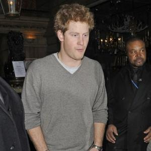 Prince Harry's Festive Trip To Winter Wonderland
