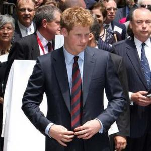 Prince Harry Pokes Fun At Charles And William