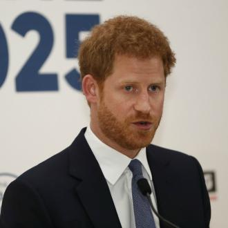 Prince Harry: I shut down my emotions when my mother died