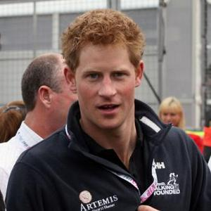 Prince Harry Naked Pictures Appear Online?