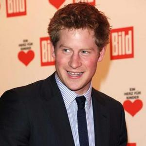 British Newspapers Avoid Prince Harry's Vegas Pictures
