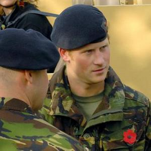Prince Harry To Earn Danger Money In Afghanistan